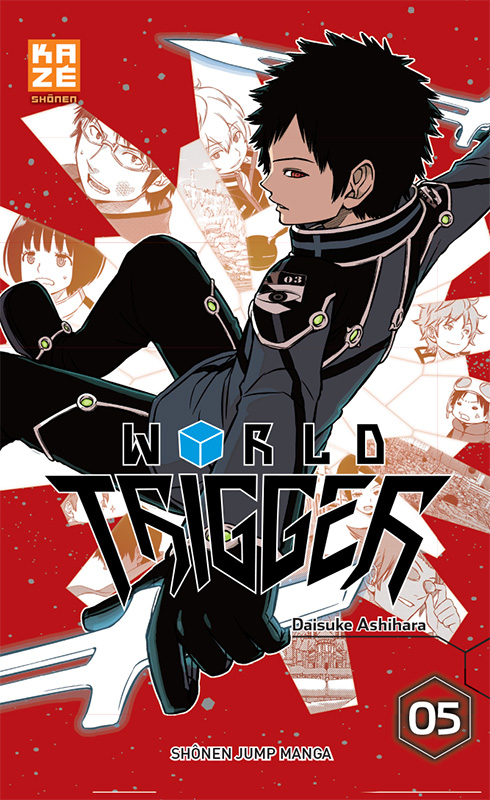 World trigger - Vol. 5