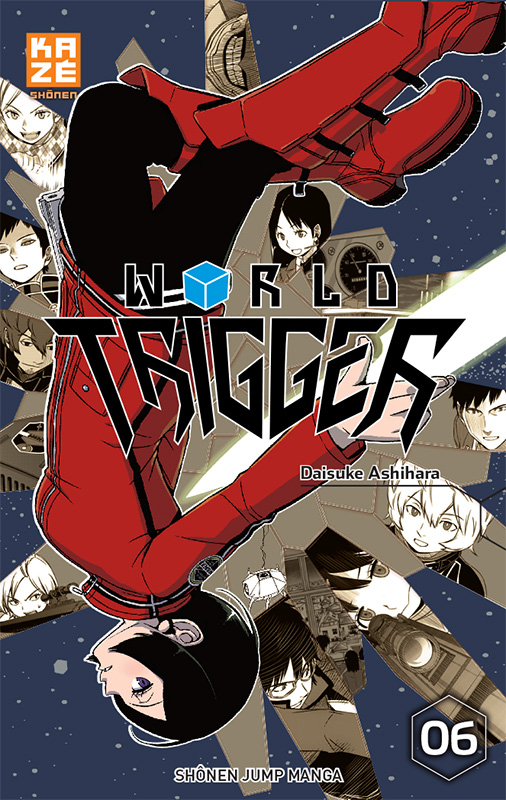 World trigger - Vol. 6