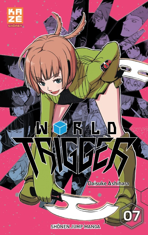 World trigger - Vol. 7