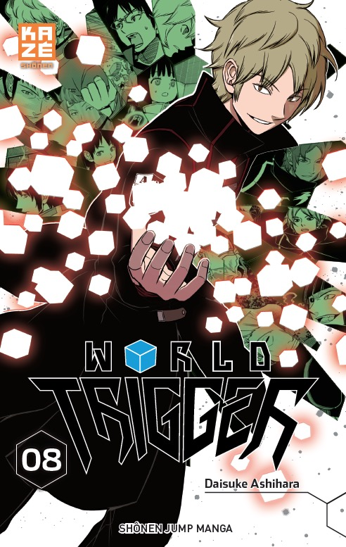 World trigger - Vol. 8