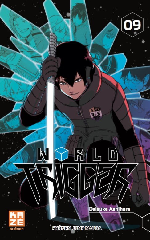 World trigger - Vol. 9